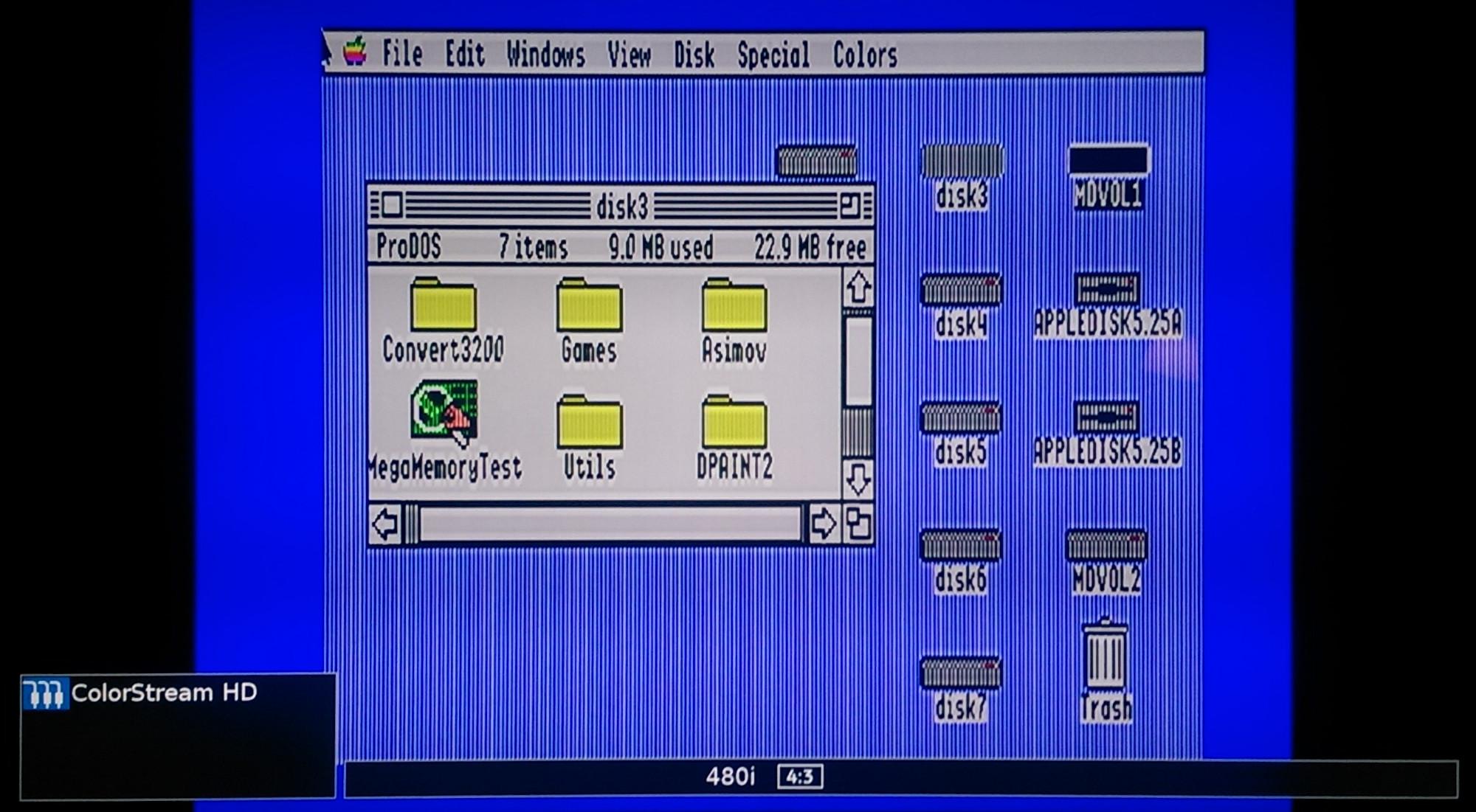 GS2HD fullscreen