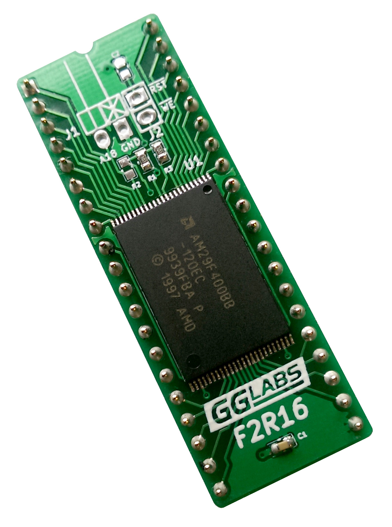 F2R16-A00 - Flash based ROM Replacement for Amiga Computers | gglabs us