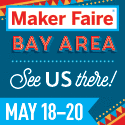 Bay Area Maker Faire Banner