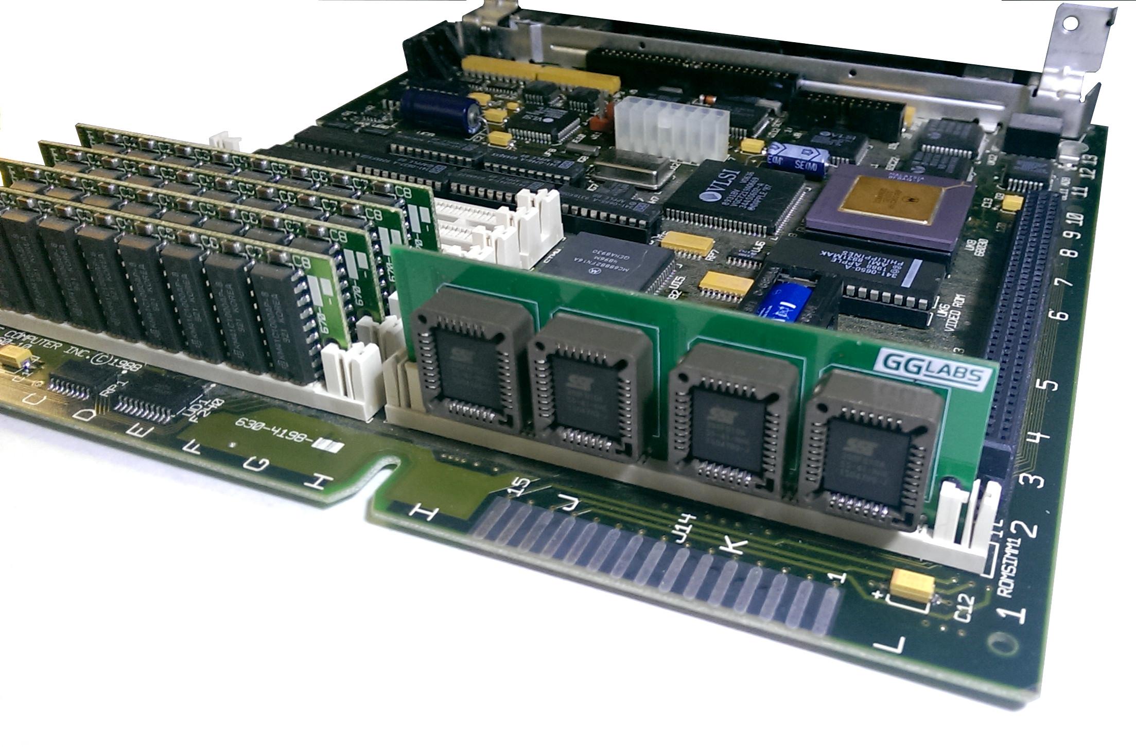 SE30 Motherboard
