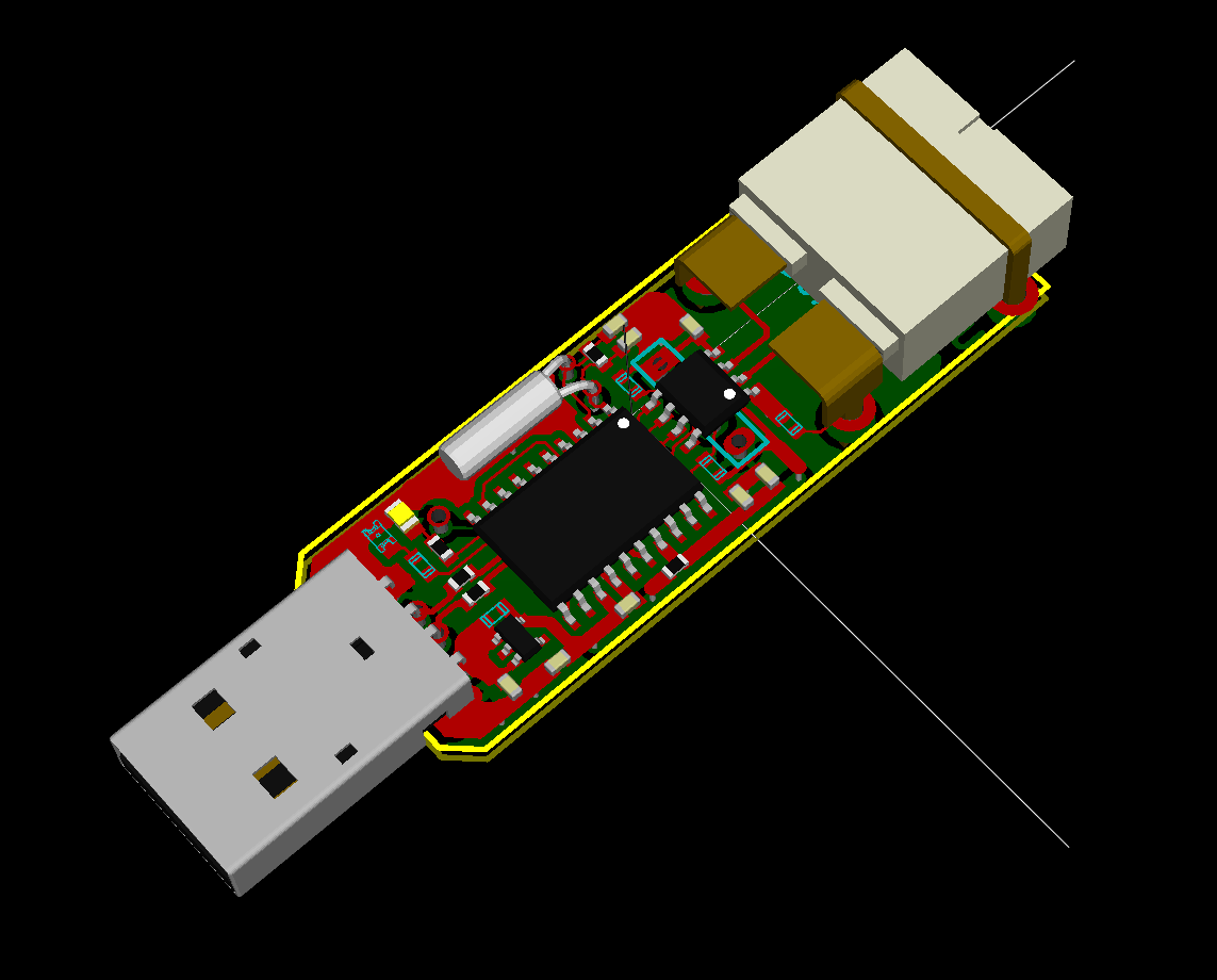 ustk01 with thermocouple connector
